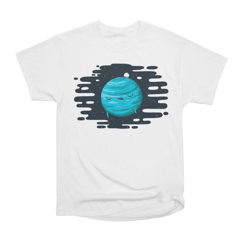 Naptune Men's Heavyweight T-Shirt by spookylili