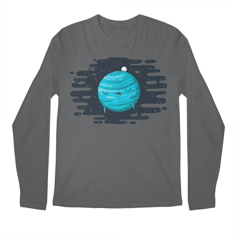 Naptune Men's Regular Longsleeve T-Shirt by spookylili