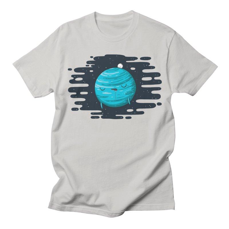 Naptune Men's Regular T-Shirt by spookylili