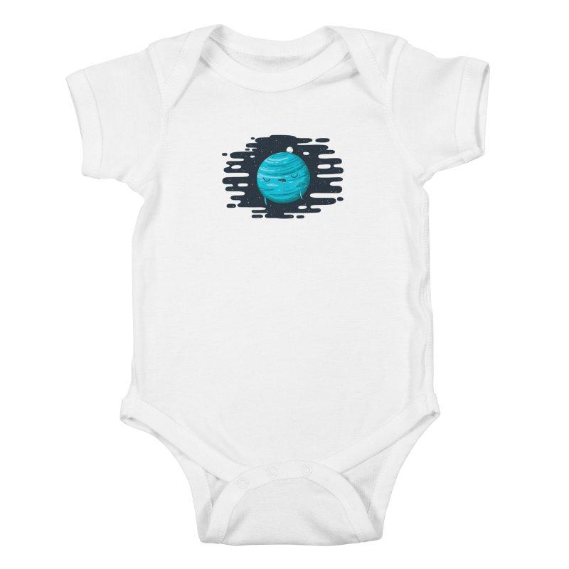 Naptune Kids Baby Bodysuit by spookylili