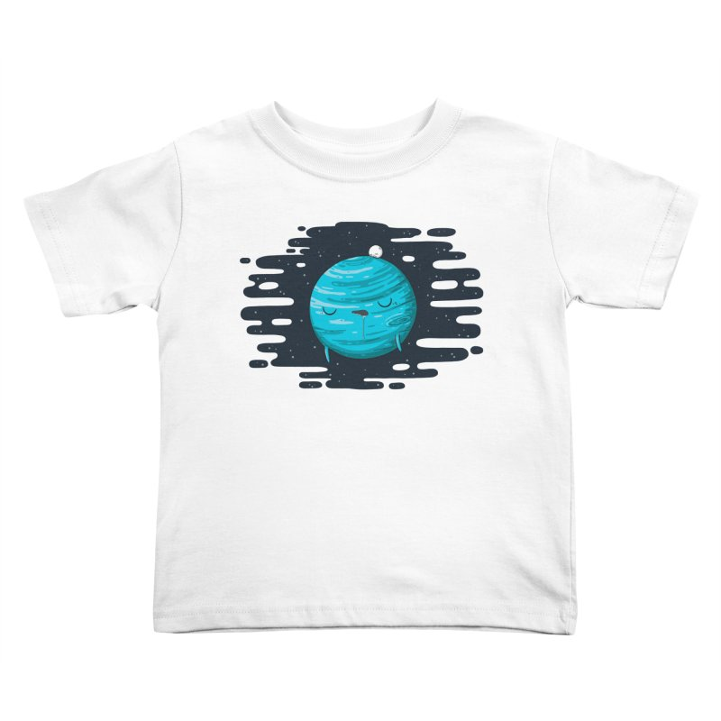 Naptune Kids Toddler T-Shirt by spookylili
