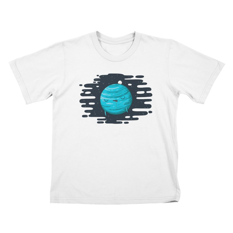 Naptune Kids T-Shirt by spookylili