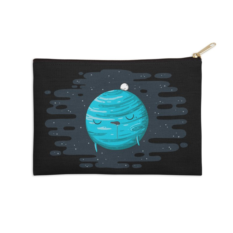 Naptune Accessories Zip Pouch by spookylili