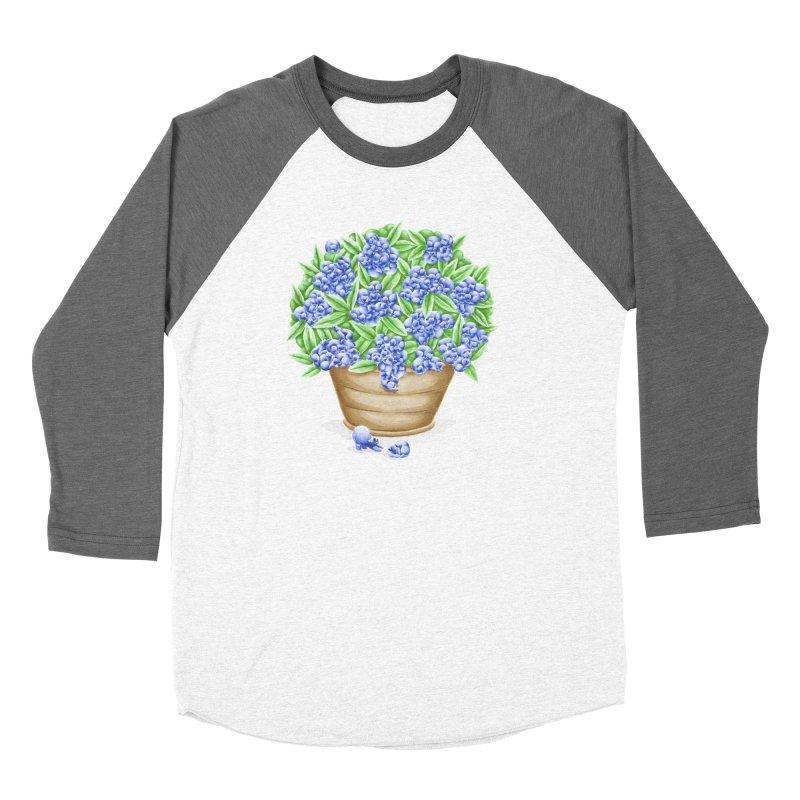 Bluebearies Women's Longsleeve T-Shirt by spookylili