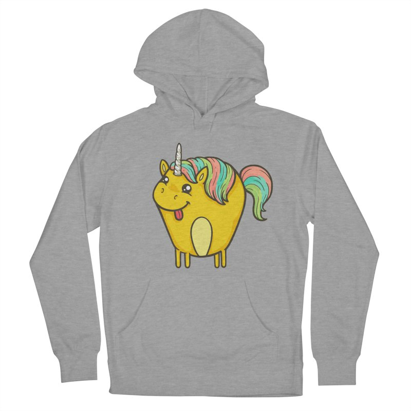 Unicorn Women's French Terry Pullover Hoody by spookylili