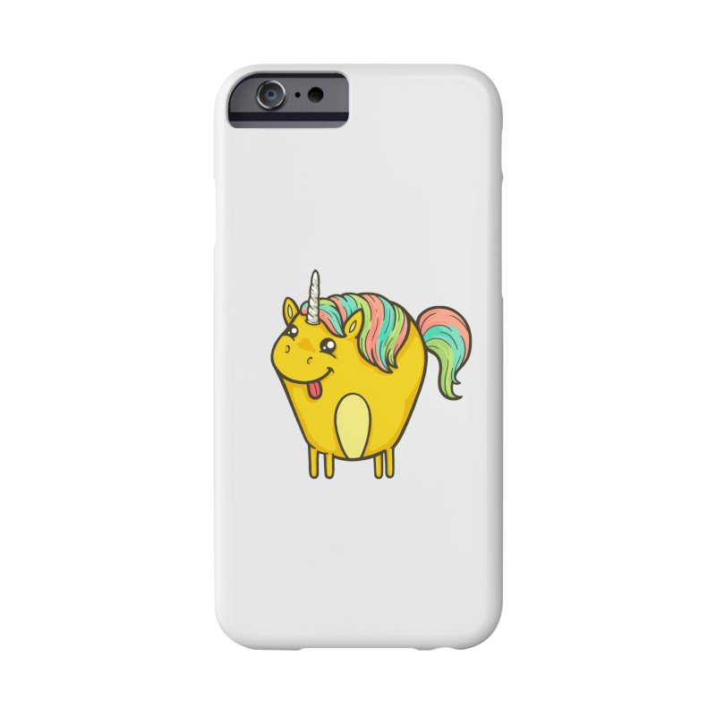 Unicorn Accessories Phone Case by spookylili