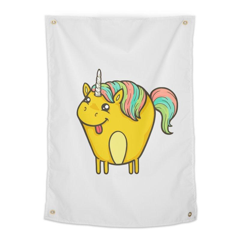 Unicorn Home Tapestry by spookylili