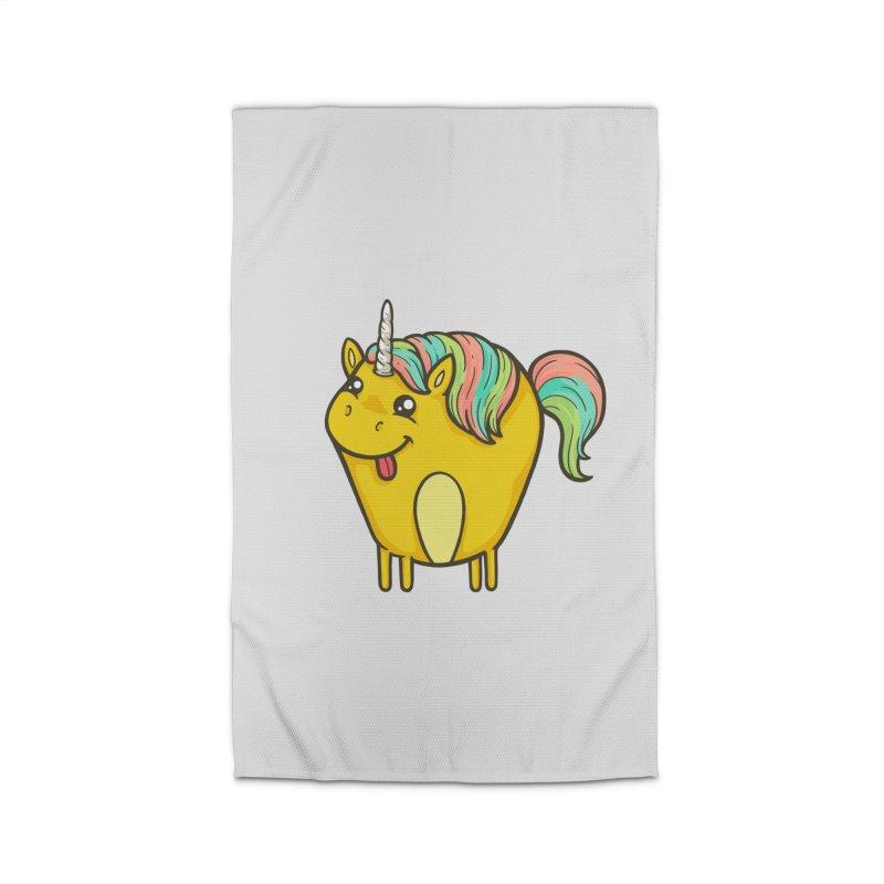 Unicorn Home Rug by spookylili
