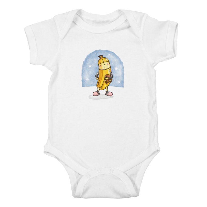 Bed Time Kids Baby Bodysuit by spookylili