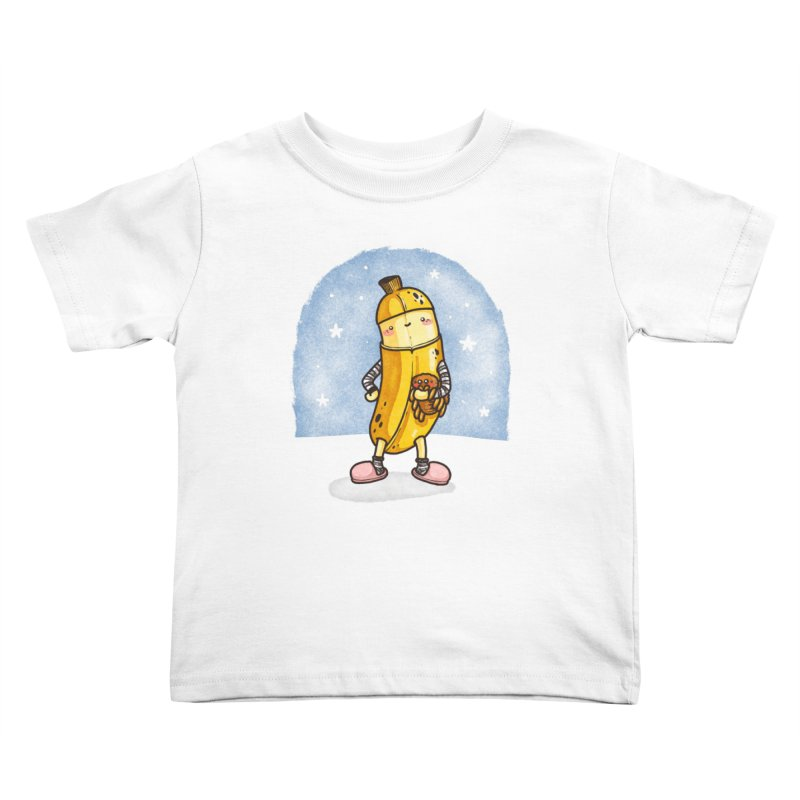 Bed Time Kids Toddler T-Shirt by spookylili