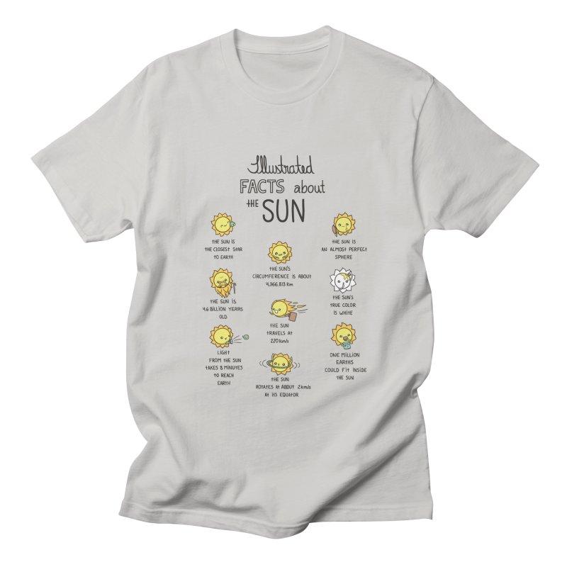 The Sun Men's T-Shirt by spookylili