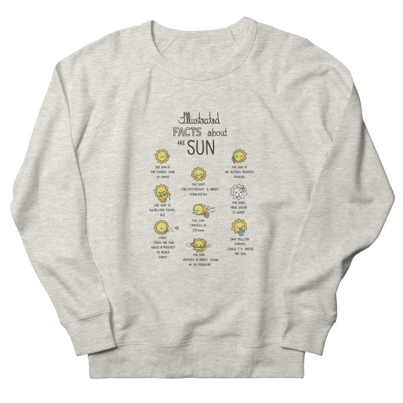 The Sun Women's Sweatshirt by spookylili