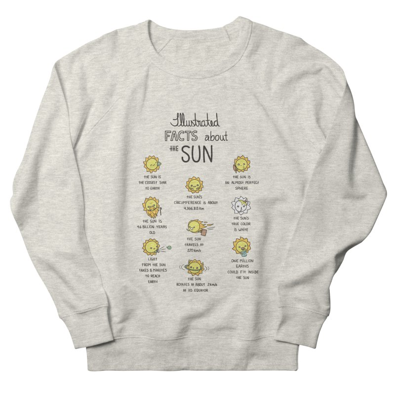 The Sun Men's Sweatshirt by spookylili