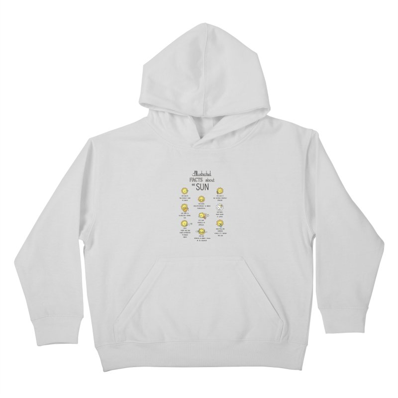The Sun Kids Pullover Hoody by spookylili