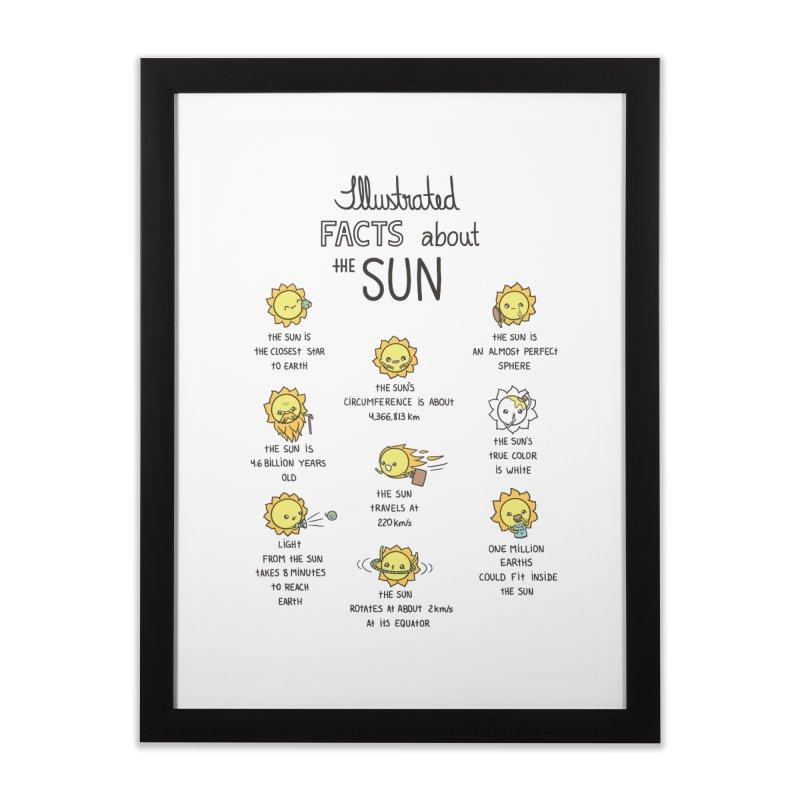 The Sun Home Framed Fine Art Print by spookylili