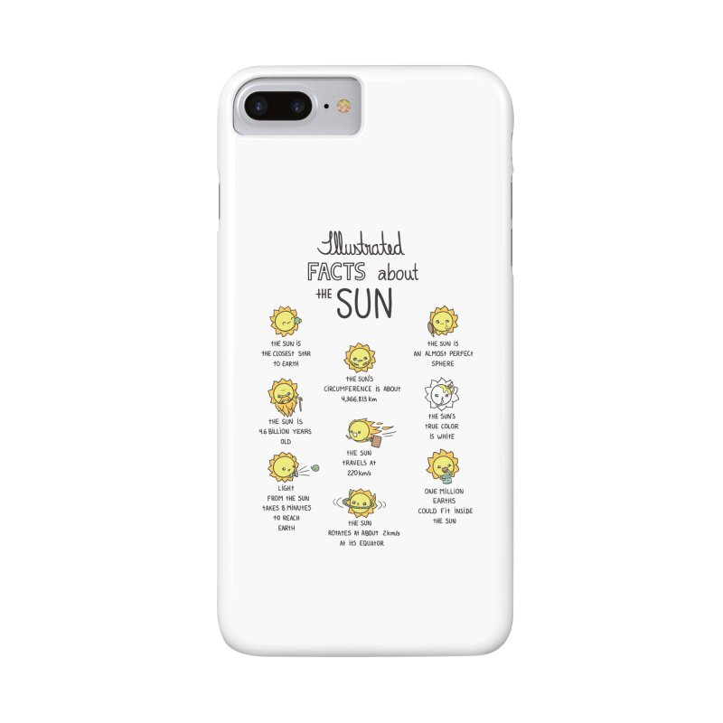 The Sun Accessories Phone Case by spookylili