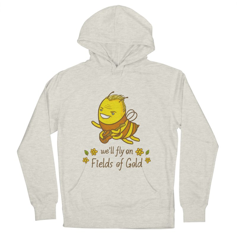 Bee Sting Men's Pullover Hoody by spookylili