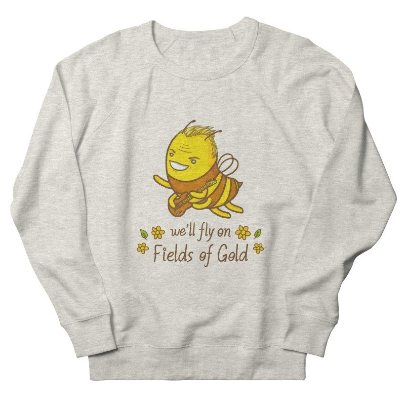 Bee Sting Men's Sweatshirt by spookylili