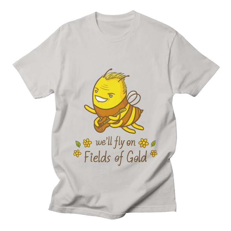 Bee Sting Women's Regular Unisex T-Shirt by spookylili