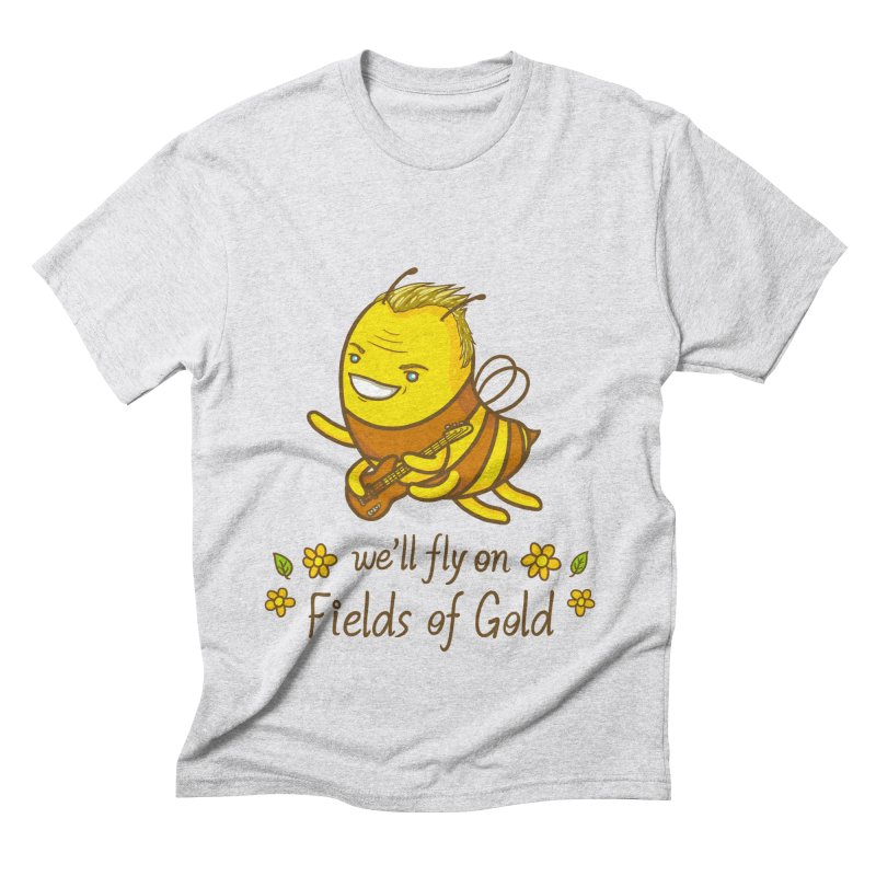 Bee Sting Men's Triblend T-Shirt by spookylili