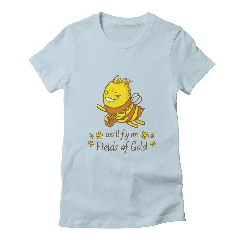 Bee Sting Women's T-Shirt by spookylili
