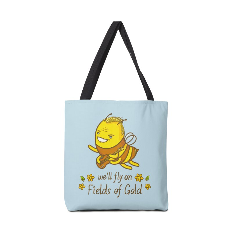 Bee Sting Accessories Bag by spookylili