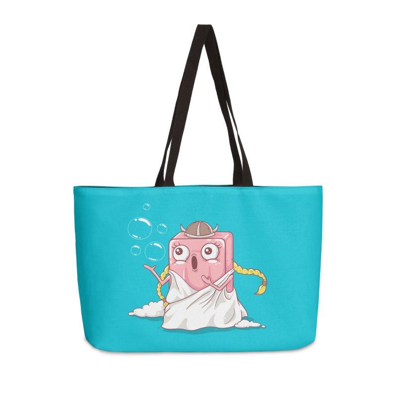 Soap Opera Accessories Weekender Bag Bag by spookylili