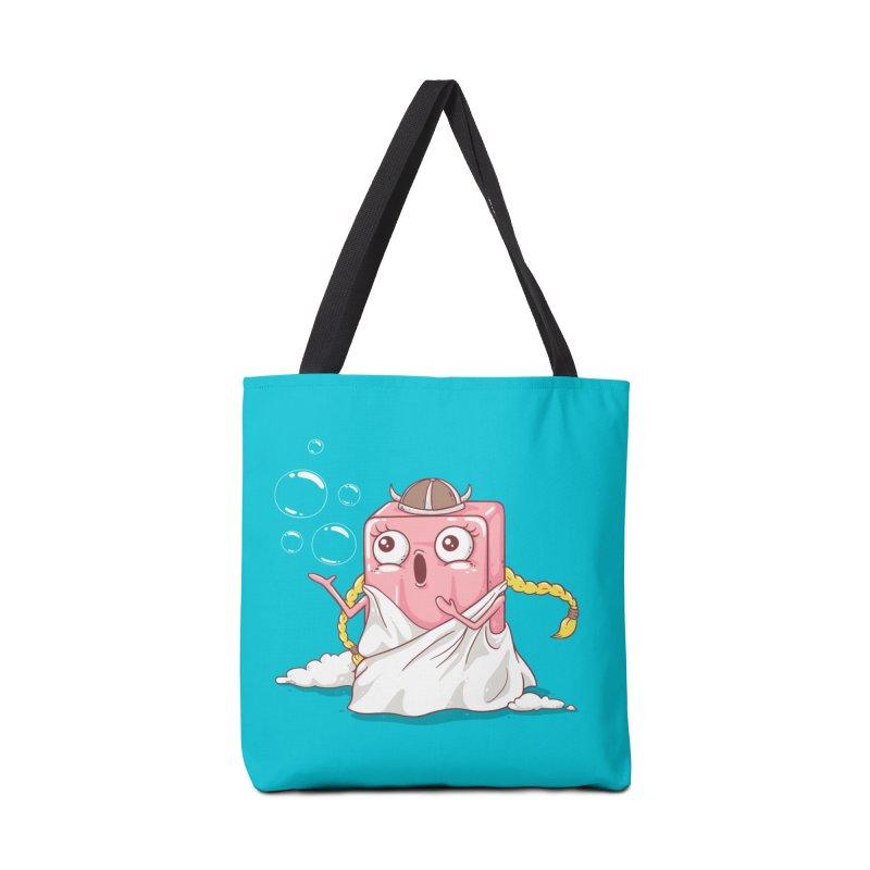 Soap Opera Accessories Bag by spookylili