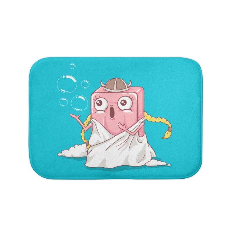 Soap Opera Home Bath Mat by spookylili