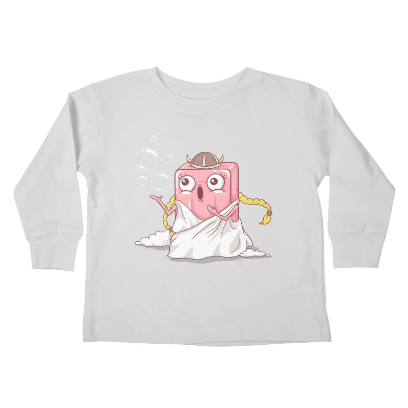 Soap Opera Kids Toddler Longsleeve T-Shirt by spookylili