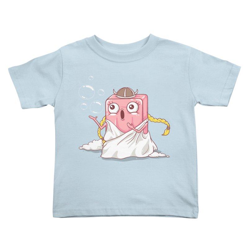 Soap Opera Kids Toddler T-Shirt by spookylili