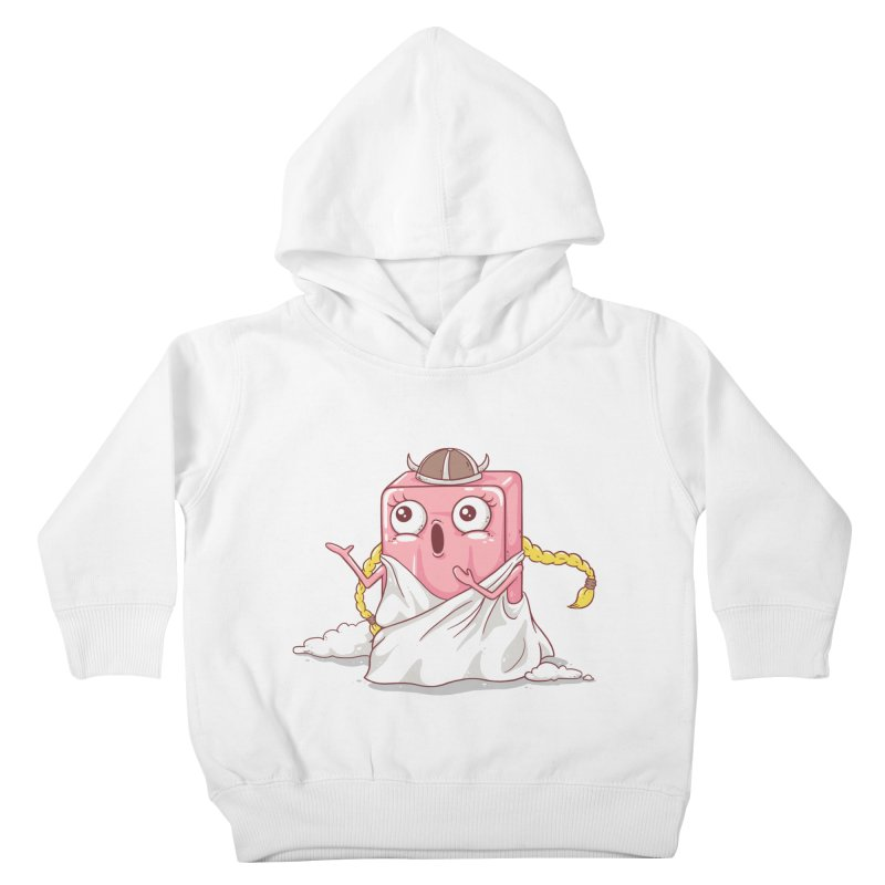 Soap Opera Kids Toddler Pullover Hoody by spookylili