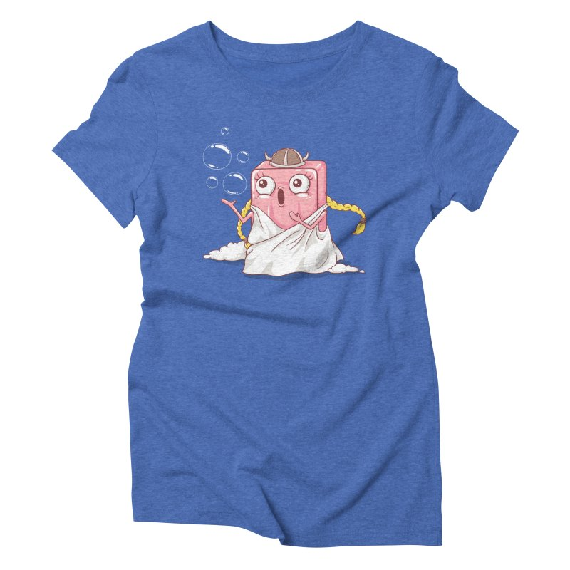 Soap Opera Women's Triblend T-Shirt by spookylili
