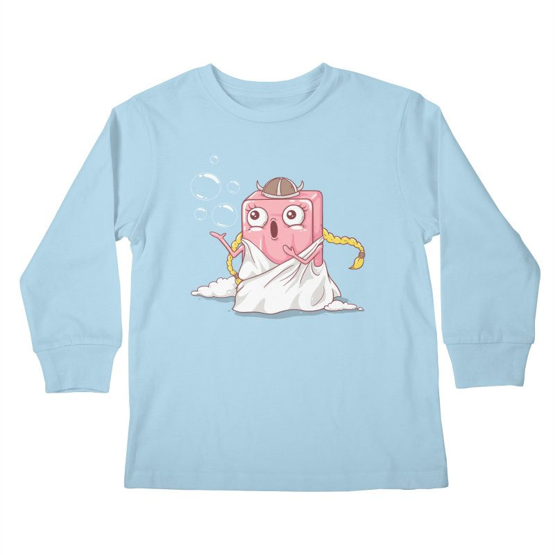 Soap Opera Kids Longsleeve T-Shirt by spookylili