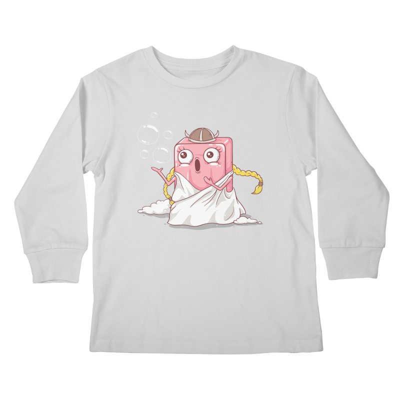 Soap Opera Kids Longsleeve T-Shirt by spookylili