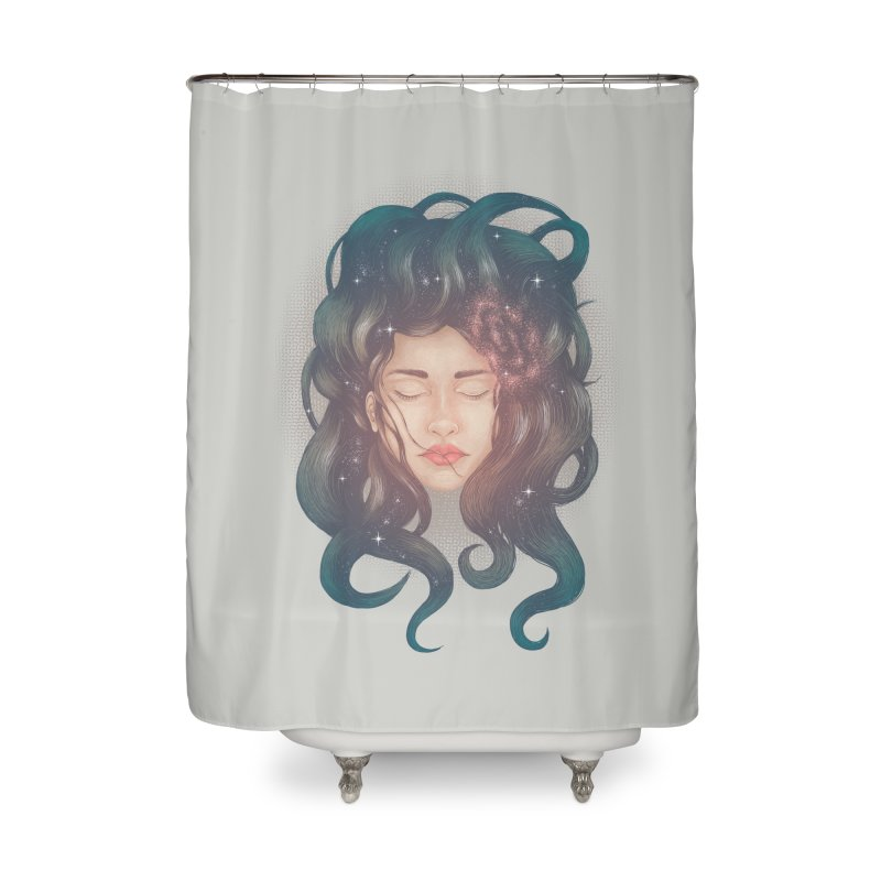Stargirl Home Shower Curtain by spookylili