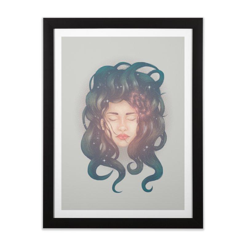 Stargirl Home Framed Fine Art Print by spookylili
