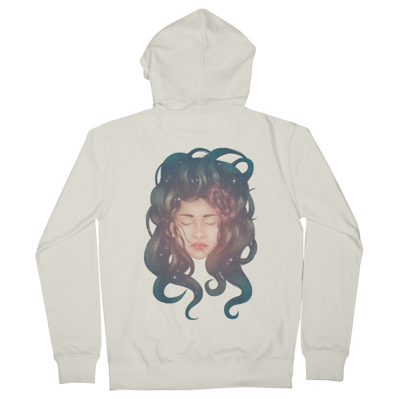 Stargirl Women's Zip-Up Hoody by spookylili