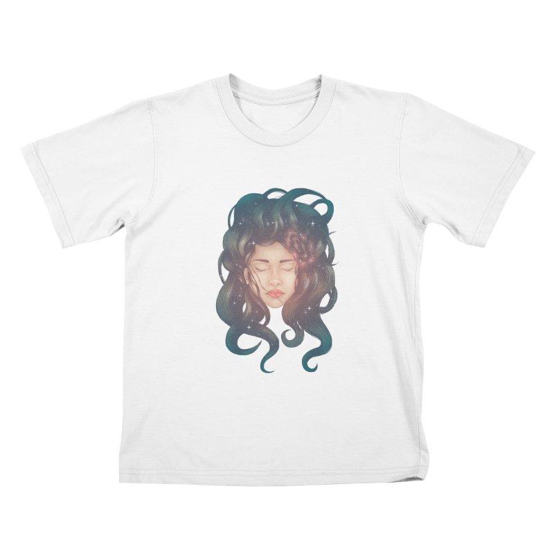 Stargirl Kids T-shirt by spookylili