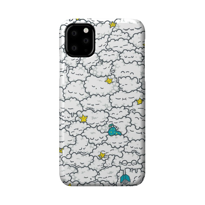 A Cloudy Night Accessories Phone Case by spookylili