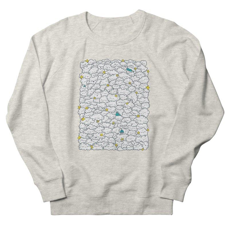 A Cloudy Night Men's Sweatshirt by spookylili