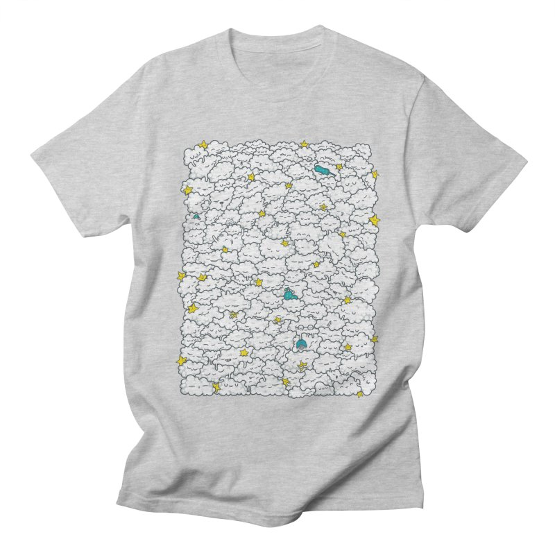 A Cloudy Night Women's Regular Unisex T-Shirt by spookylili