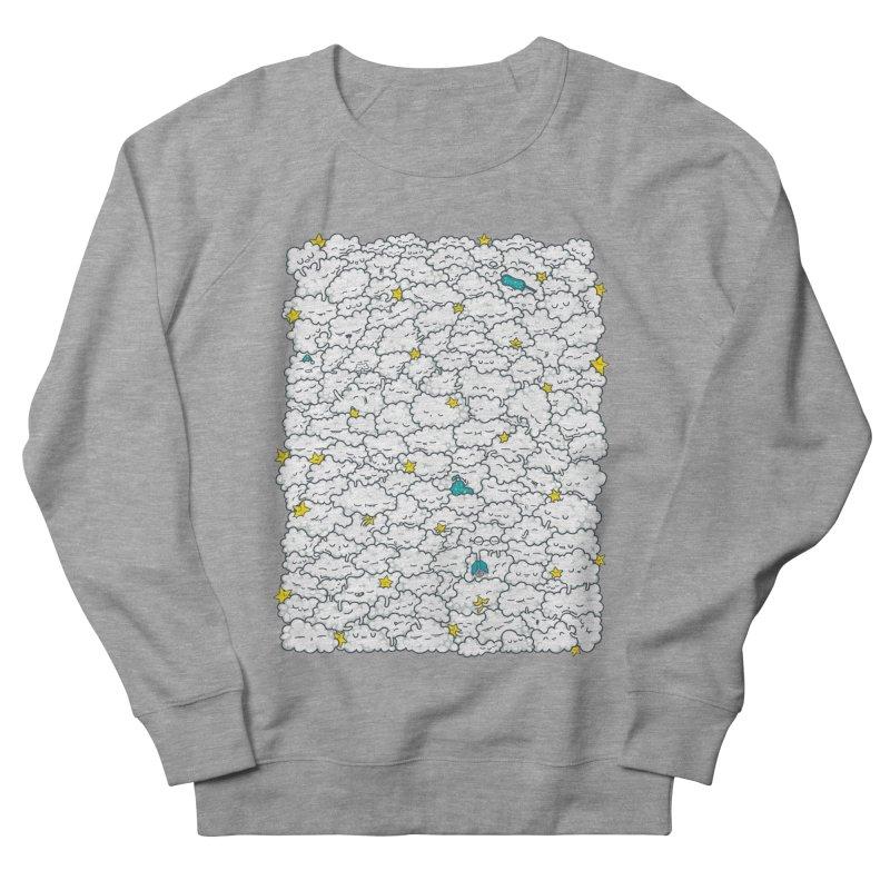 A Cloudy Night Women's French Terry Sweatshirt by spookylili