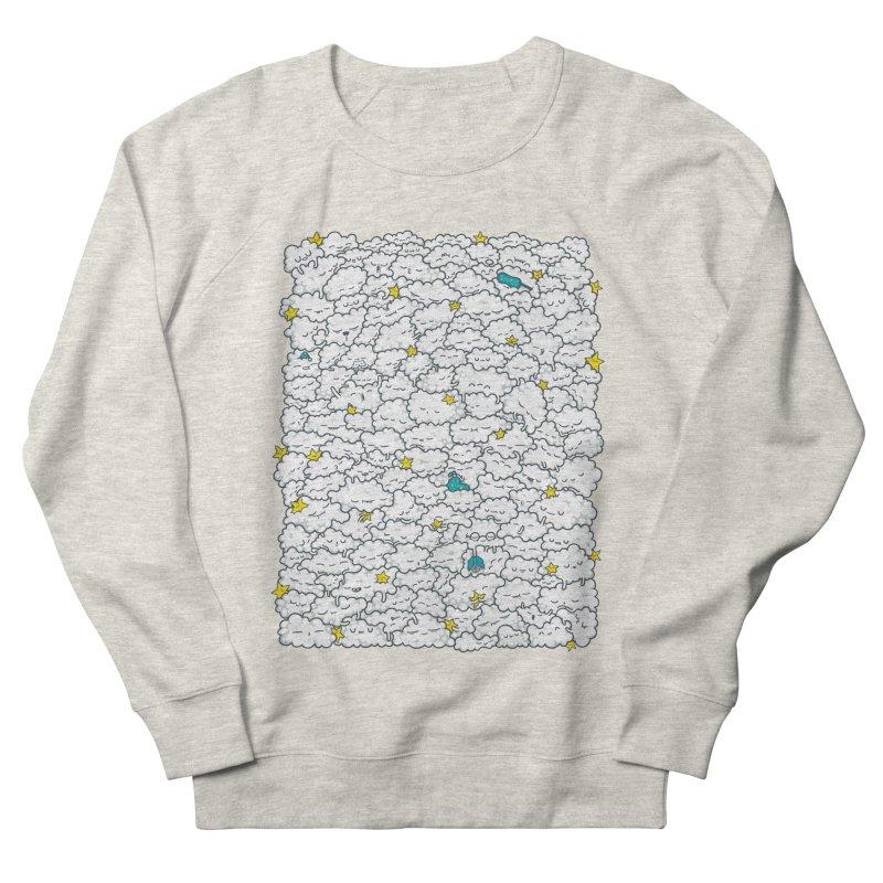 A Cloudy Night Women's Sweatshirt by spookylili