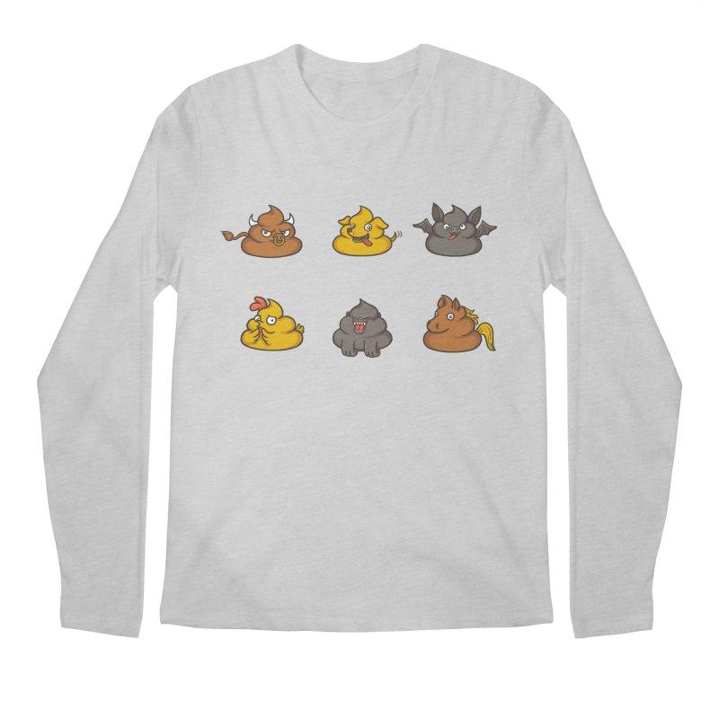 Oh Sh*t Men's Longsleeve T-Shirt by spookylili
