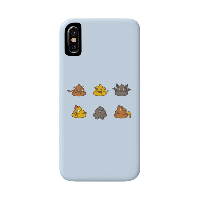 Oh Sh*t Accessories Phone Case by spookylili