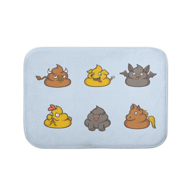 Oh Sh*t Home Bath Mat by spookylili