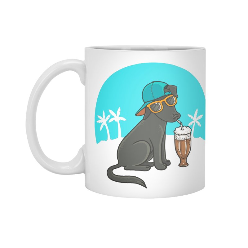 Summertime Accessories Standard Mug by spookylili