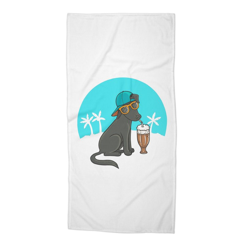 Summertime Accessories Beach Towel by spookylili