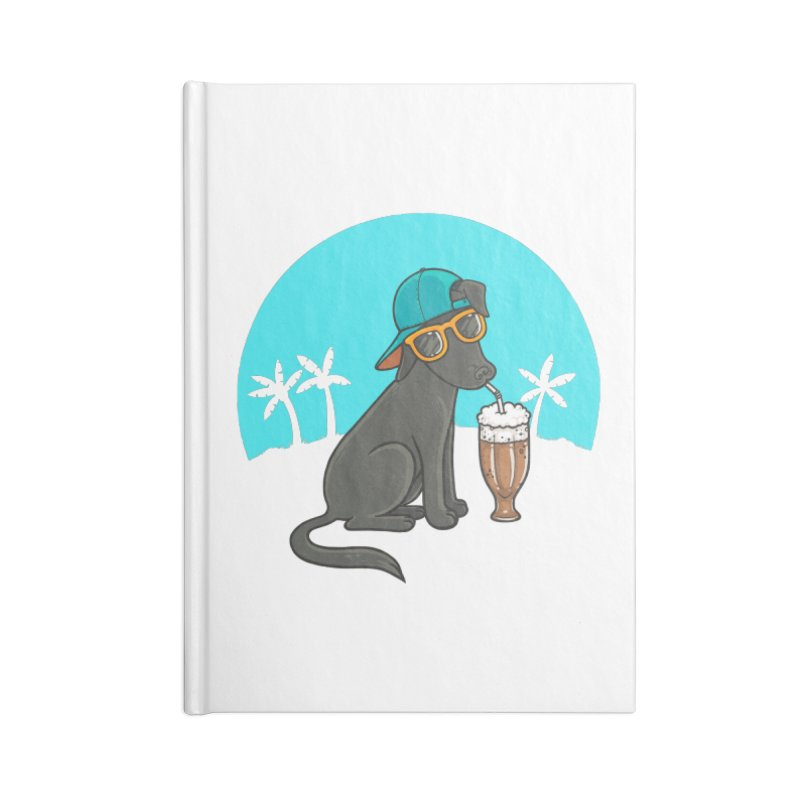 Summertime Accessories Notebook by spookylili